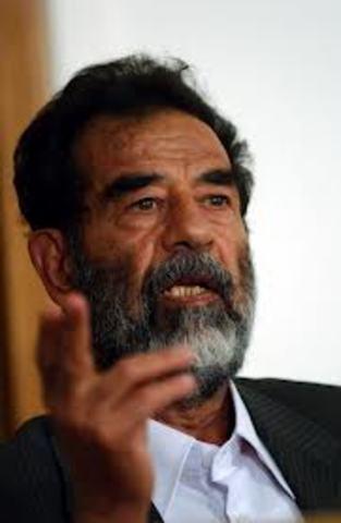 Julgamento de Saddan Hussein