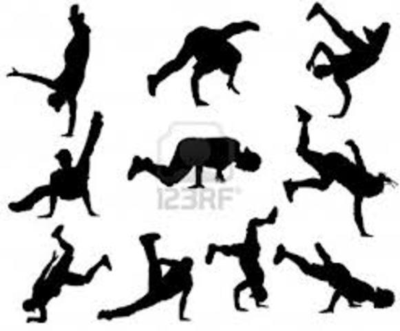 El Break Dance!!