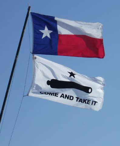 Texas Revolt