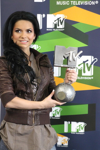Vencedora en las nominaciones