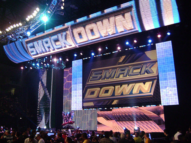 Smackdowns Stage Today