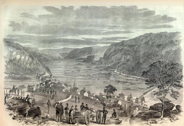 Attack on Harpers's Ferry