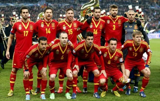 Espanha conquista sua primeira Copa