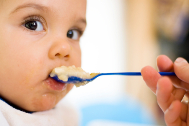 Infancy - Introduce Solid Food