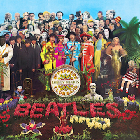 Sgt. Pepper's Lonely Hearts Club Band released
