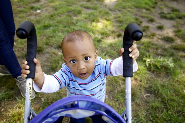 Toddlerhood - Pushing and Pulling