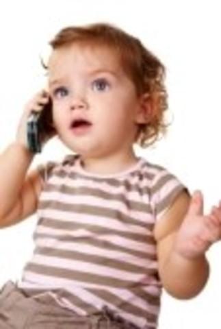 Toddlerhood - Speech
