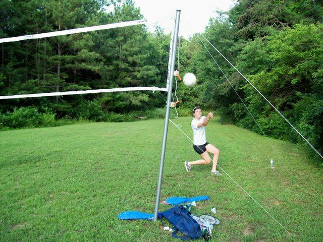 First time I discovered Volleyball was my sport