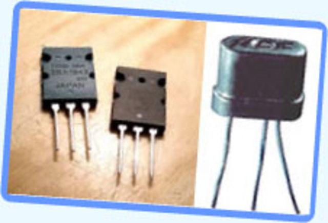 Transistores-1948- Segunda generación
