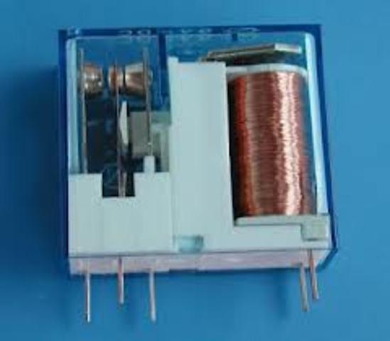 Valvulas de vacio y reles electromagneticos  (PRIMERA GENERACION)