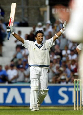 Scores a Century in both Innings