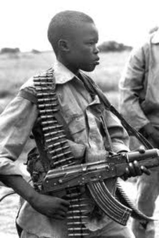 2nd Civil War in Sudan