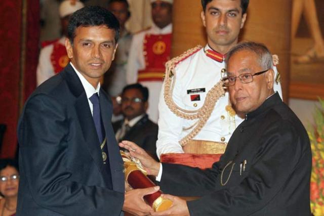 Wins the Padma Shri Award