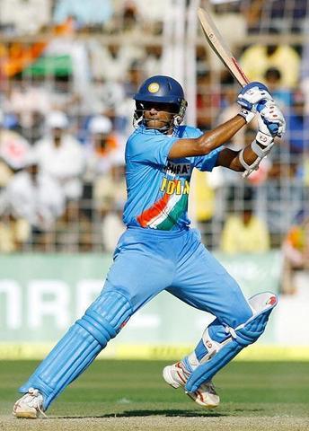 Reaches 10,000 runs in ODI
