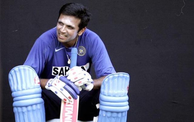 Dravid Resigns as Captain