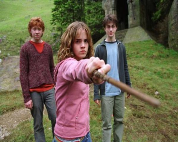 Terceiro filme da serie HP
