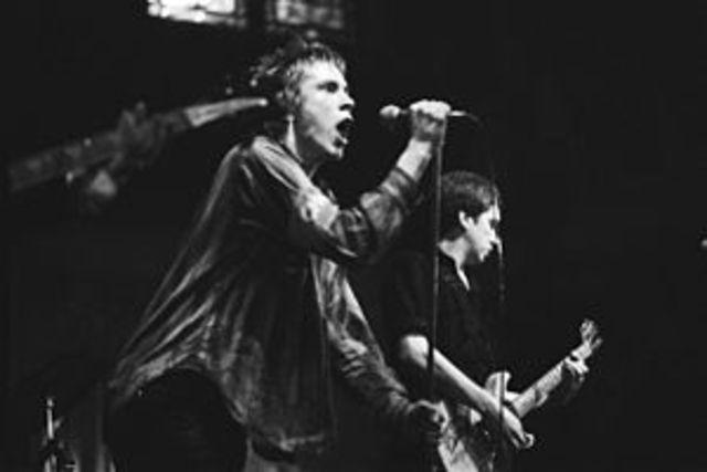 1975 Los Sex Pistols