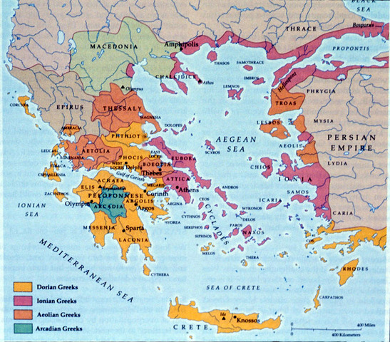 The Ionian (or Decelean) War 414 BC