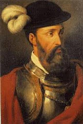 Franciso Pizarro