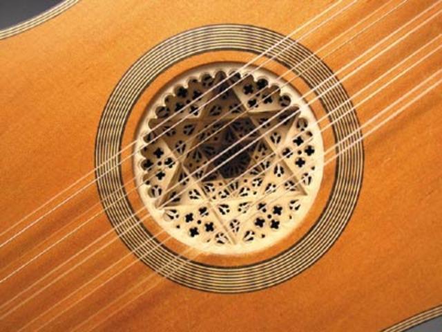 Guitarra Renacentista