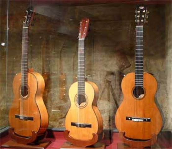 Guitarra Torres