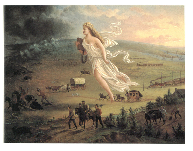 Manifest Destiny and the Settlement of the West