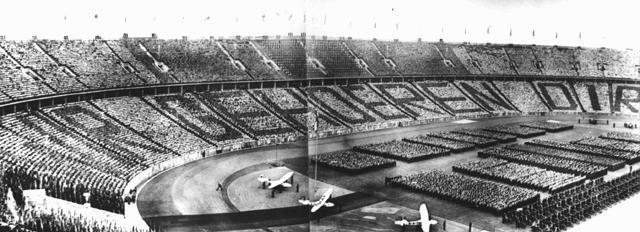 Summer Olympics Begin In Berlin