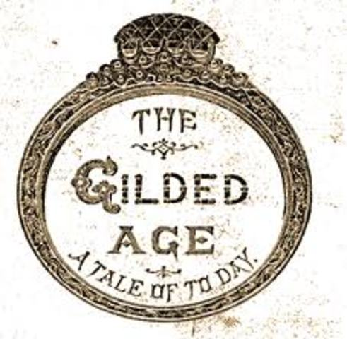 Urbanization and industrialization in the gilded age