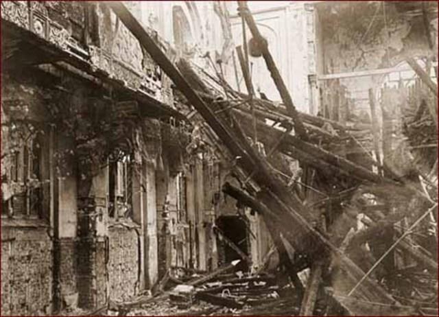 Kristallnacht: The Night Of Brokn Glass