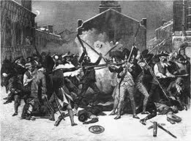 The Boston Massacre (Part 1)