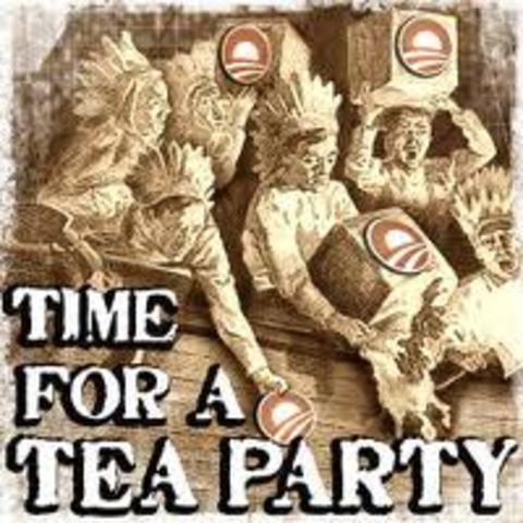 Boston Tea Party (Part 1)