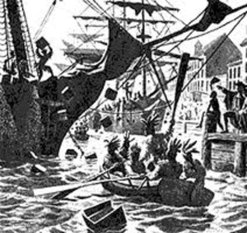 Boston Tea Party (Part 2)
