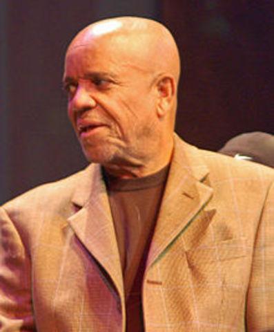 Berry Gordon starts Motown