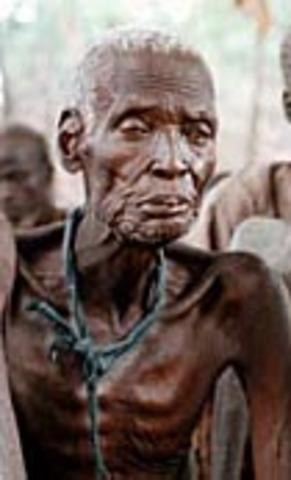 1998 Sudan Famine