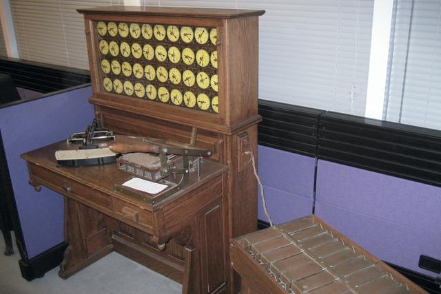 Máquina de Hollerith