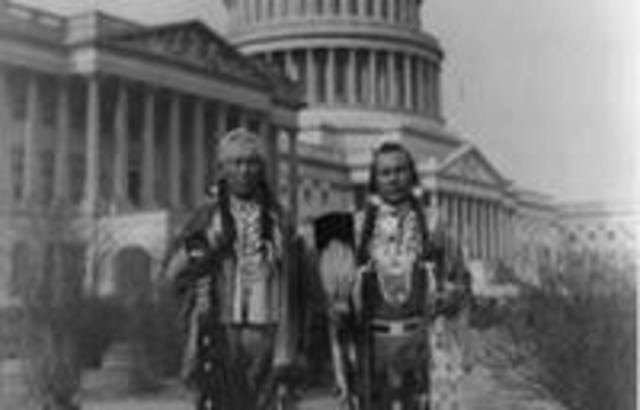 Federal indian policy