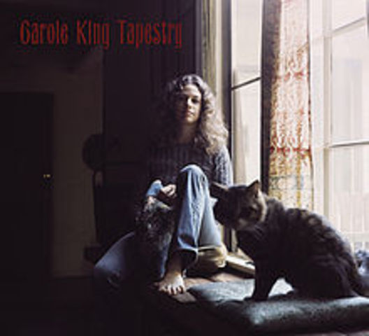 Carole King releases Tapestry