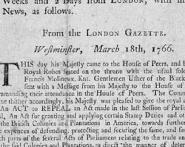 Declaratory Act 1766