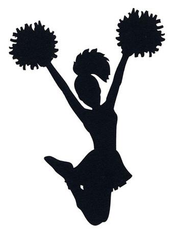 I started cheerleading!