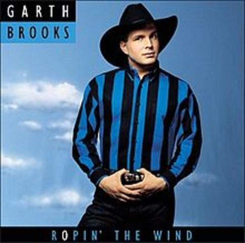 Garth Brooks releases Ropin' the Wind