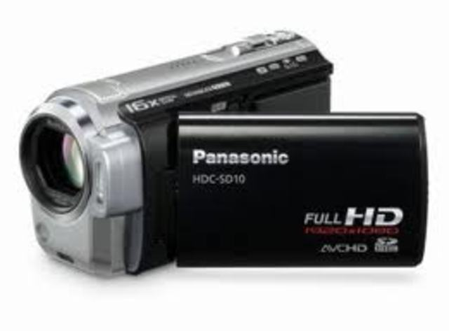 Segunda cámara de vídeo madre Cris