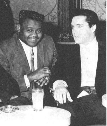 Fats and Elvis