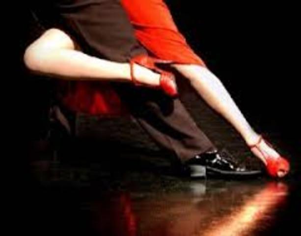 edad contemporanea o tango fusion