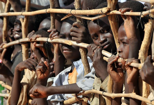 Darfur Conflicts Starts