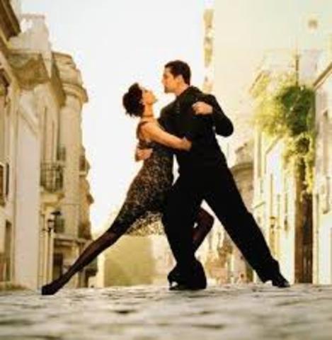 el tango en furor