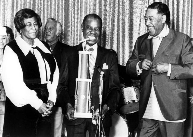 Louis Armstrong's Rewards