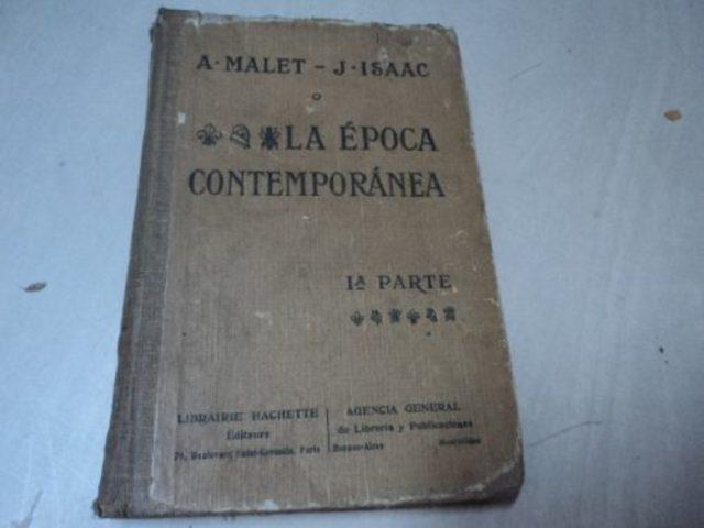 Época Contemporánea (fines del siglo XVIII a la fecha)