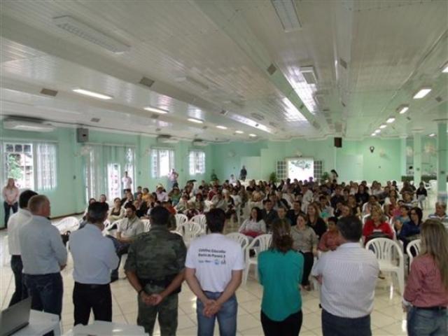 CONFERÊNCIA DO MEIO AMBIENTE DE SANTA HELENA DEFINIU PROPOSTAS PARA MACRO-REGIONAL
