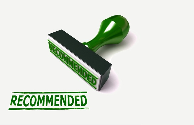 Recommendations To Be Delivered