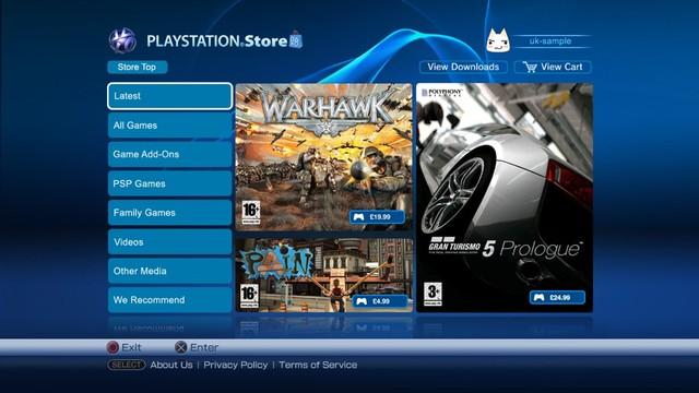 Nace Playstation Network
